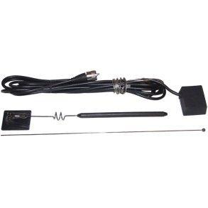 Antenner, glassantenner 10m 11m og VHF UHF