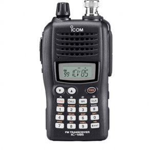 1 Icom proff radio