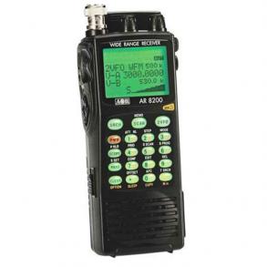 Amatørradio scannere og mottakere