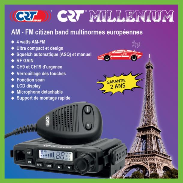CRT Millenium