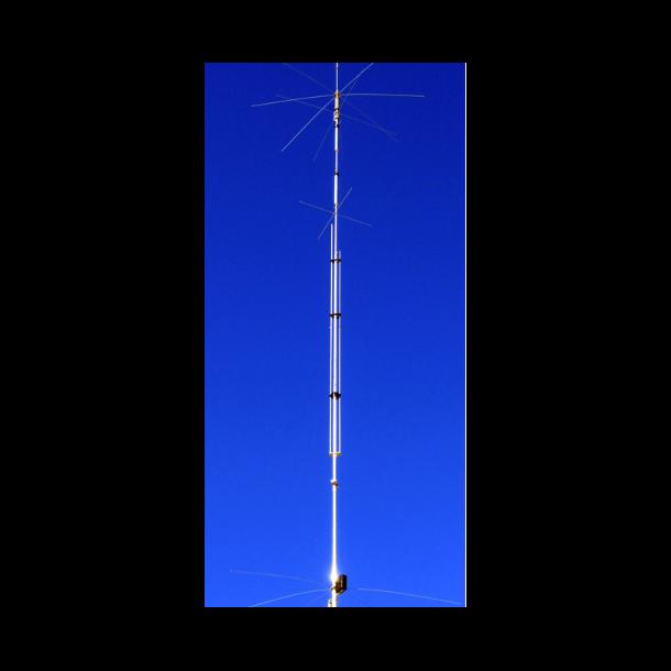 Cuschcraft R-9 Vert, 9 HF BANDS,6,10,12,15,17,20,30,40,80M