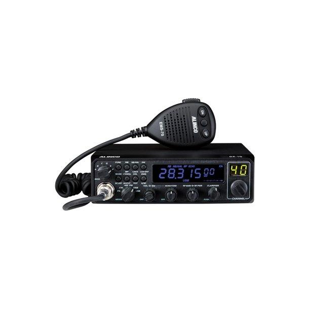 Alinco DX-10 10m AM FM SSB CW