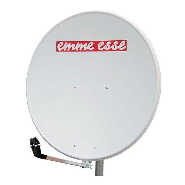 Satellite disk 125AL Emme Esse white