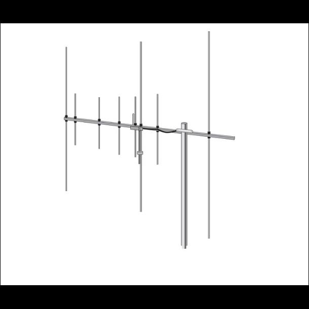 Hoxin HB-FOX 727 Dualband VHF / UHF Yagi