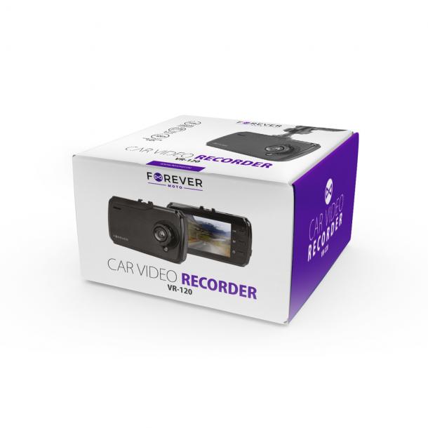 Forever car video recorder VR-120