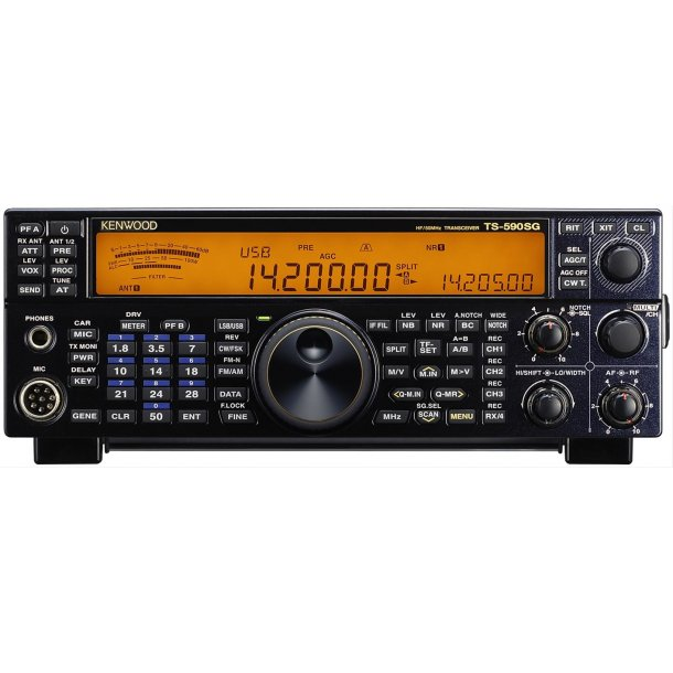 Kenwood TS-590SG 70th Anniversary Edition HF/6 Meter Base Transceivers
