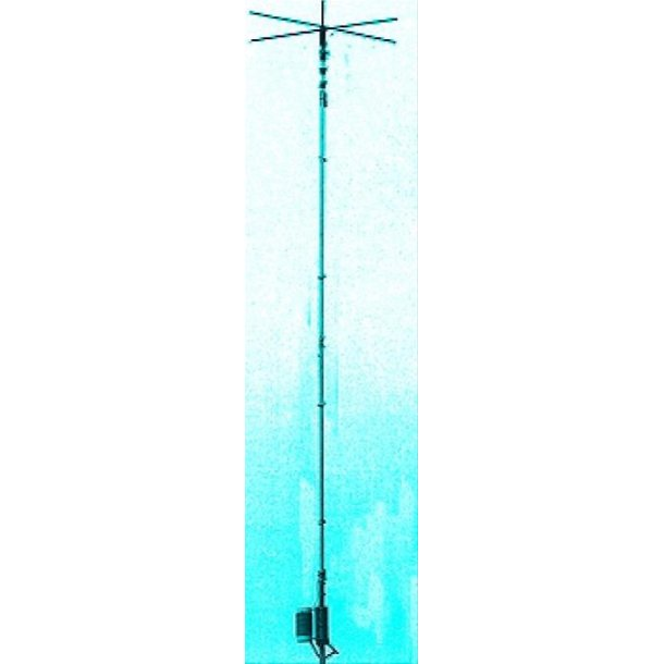 MFJ 1793 Tri-Band HF Vertical Antennas