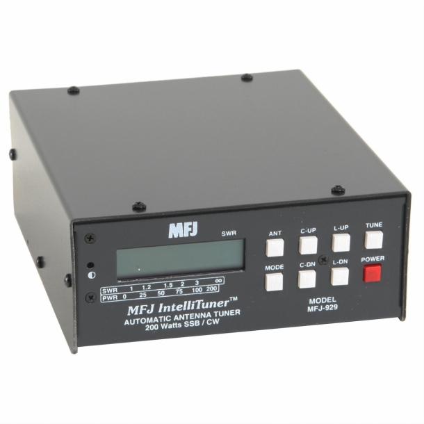 MFJ-929 automatisk antenne tuner