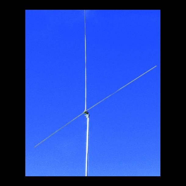 MFJ 1790 10m vertikal antenne