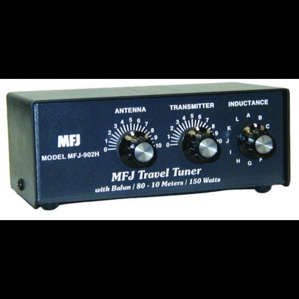 MFJ-902H travel HF tuner