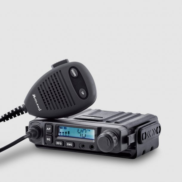 MIDLAND M-MINI / K-100 / Millenium Multi Channel CB Mobile Transceiver