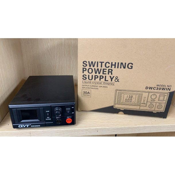 QYT 30 Ampere Switching Mode DC Regulated Power Supply