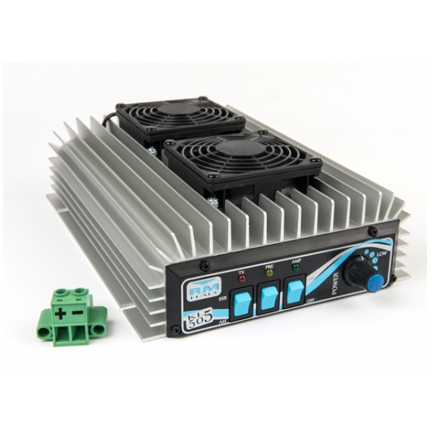 RM KL 505V  300 Watt AM/FM - 600 Watt SSB/CW