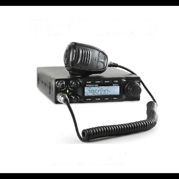 Dynascan 10M66 CRT  AM FM SSB CB Ham Radio (samme som CRT-9900)