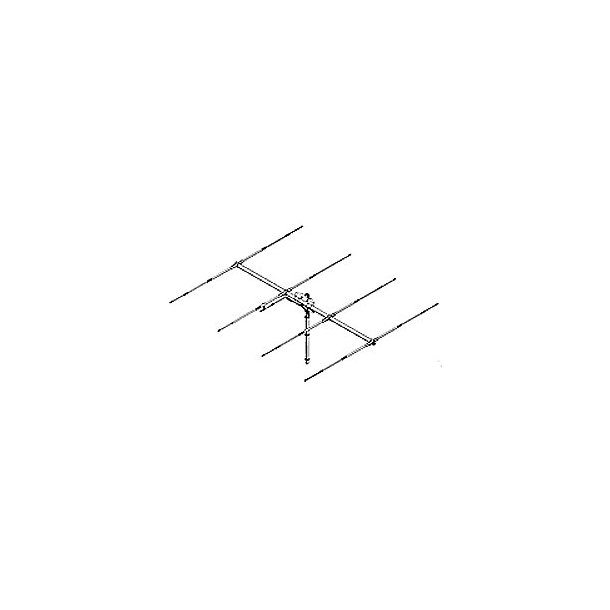 SY 27-4 element 10 og 11m beam antenne