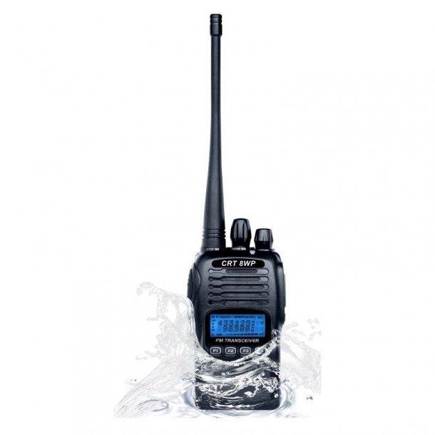 CRT 5W vantett VHF Jaktradio