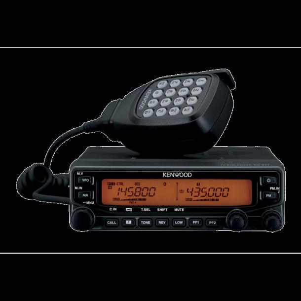 TM-V71E VHF/UHF FM Mobile Transceiver with EchoLink Functionality