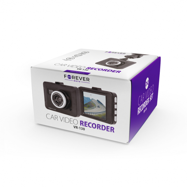 Forever car video recorder VR-130