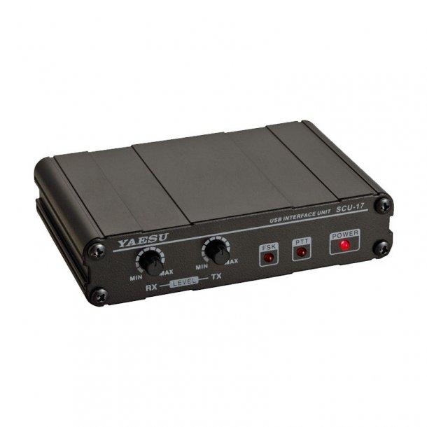 Yaesu SCU-17 USB Interface Unit