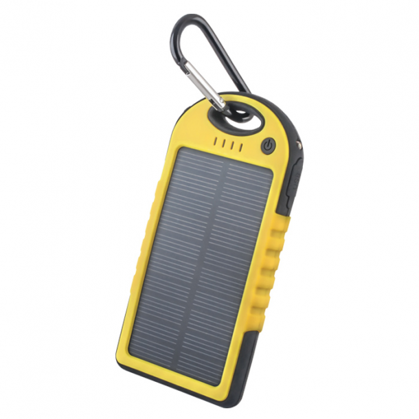 Forever Solar power bank 5000 mAh STB-200 Yellow