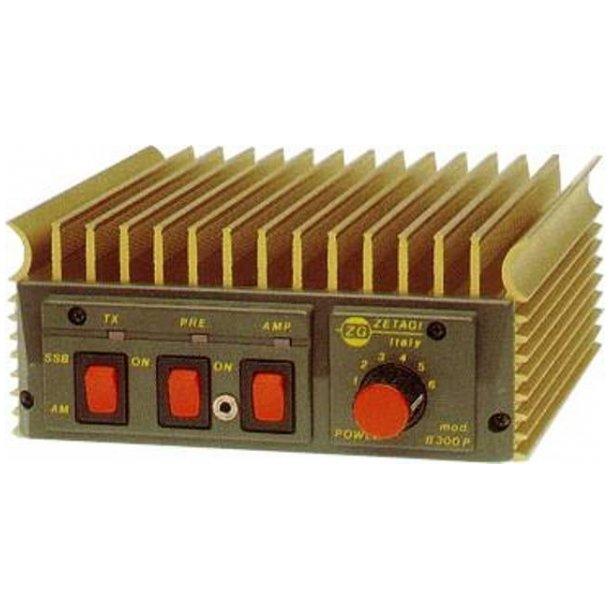 ZETAGI B 300 P 200 Watt AM/FM - 400 Watt SSB/CW